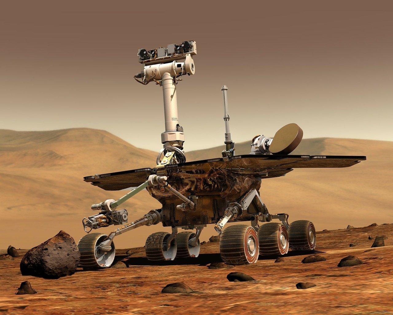【高解像】火星の高画質パノラマ写真をNASAが公開(18億ピクセルの世界)