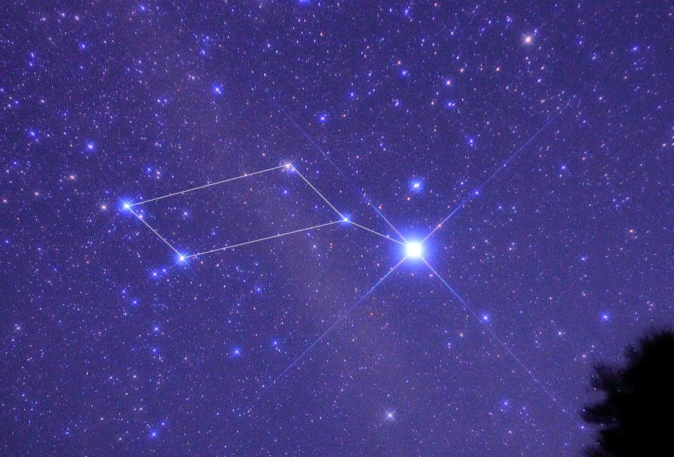 【2020年】流星群情報「4月こと座流星群」